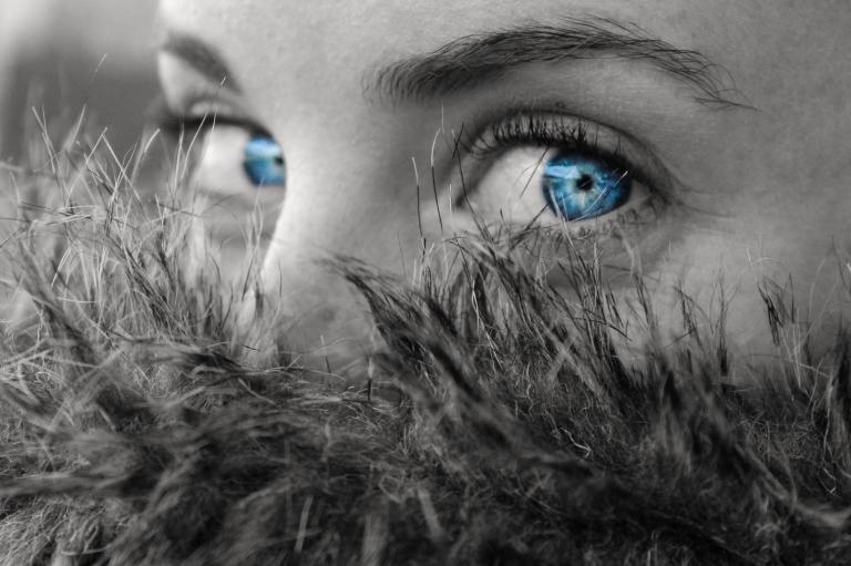 Laura Benson Photography Blue Eyes